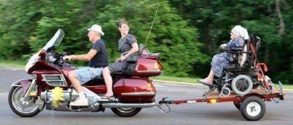 mamy biker