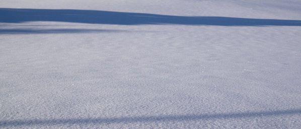 déneigement manteau blanc