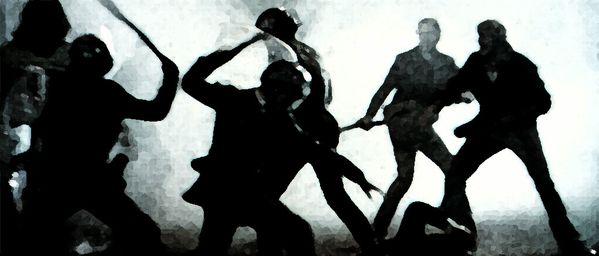 Minievento 28. Venganza y Odio Represion-policial