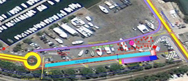 Projet du Site d'arrivée Triathlon 2012 [1280x768]
