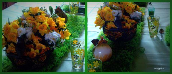 table printemps 3