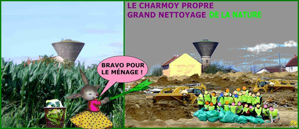Le charmoy propre
