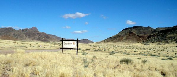 Namib Rand Namibie
