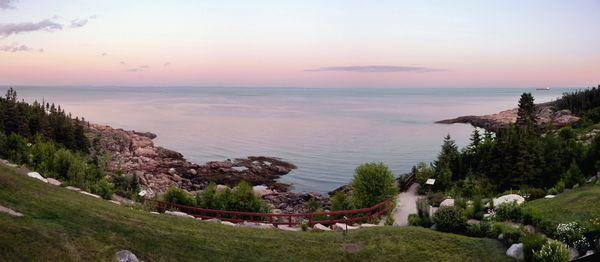 Panorama Essipit soir