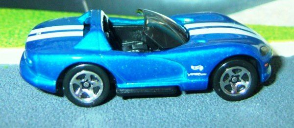 dodge viper rt10 cabriolet collector 1006 1999