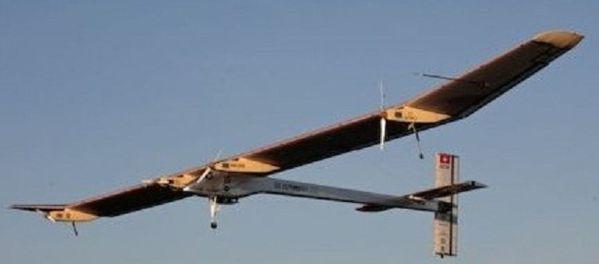 l'avion solar impulse