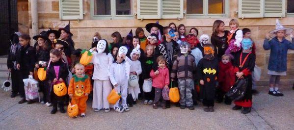 Halloween Trémont 7