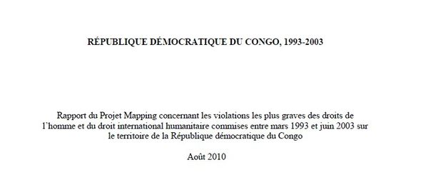 Mapping rapport