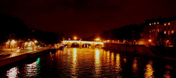 Balade à Paris - Octobre 2013 - Quais de la Seine - Photo