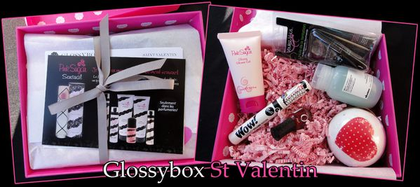 Glossybox St Val