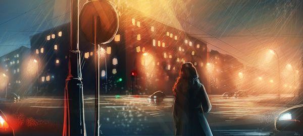 winter night by yulcha-d5xp87k