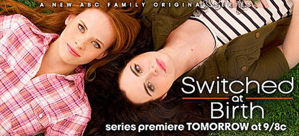 SWITCHED AT BIRTH Switched-at-Birth