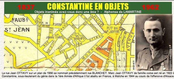 rue Ottavy autrefois