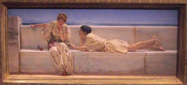 Alma-Tadema--La-Question--1877.JPG
