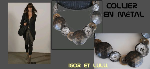 collier metal