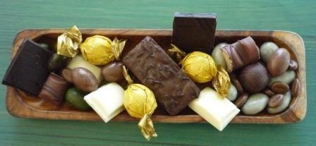 Chocolats...