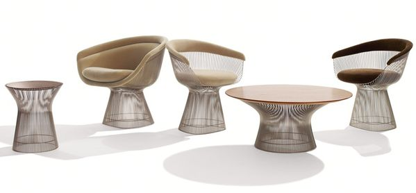 COLLECTION PLATNER KNOLL 3