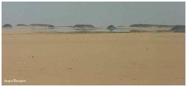 Mirage Desert entre Abou simbel et assouan