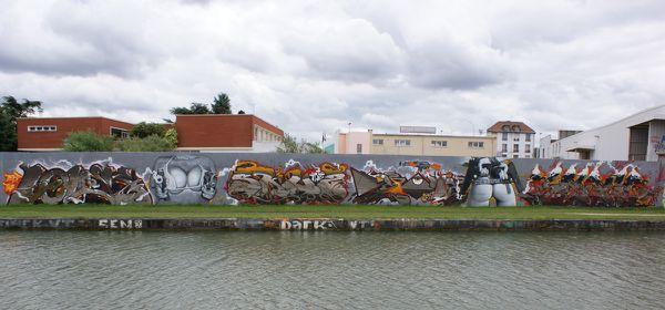 2041 canal de l'Ourcq 93000 Bobigny