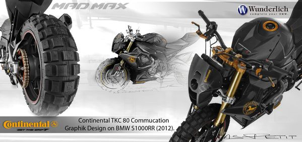 S1000RR Continental tyres mad max