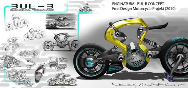 notion Enginatural Bul-b superbike