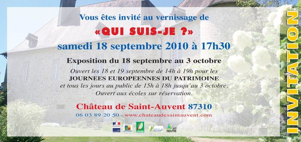 ST AUVENT VERNISSAGE