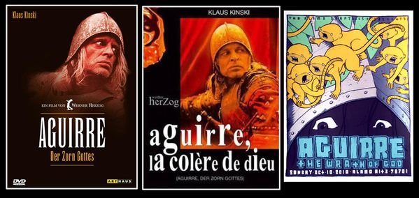 AGUIRRE posters (2)