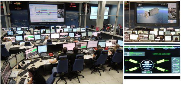 CNES - ATV-CC - ATV-4 - Albert einstein - LEOP - 06-06-2013
