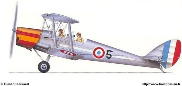 Profil Tigermoth EC 2-595