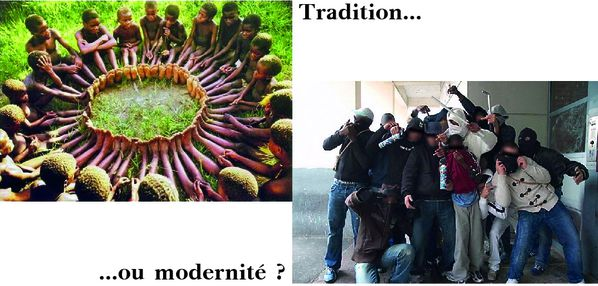 Tradition vs modernité