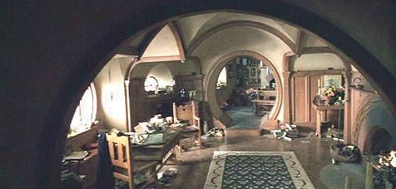 Hobbit hole - Bag end - Film Le seigneur des anne-copie-3