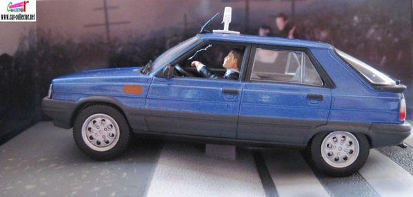 renault 11 r11 taxi james bond 007 a view to a kil-copie-1