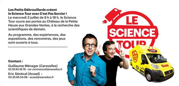 sciencetour