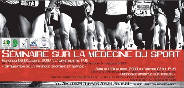séminaire médecine du sport.bmp