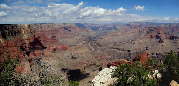 Grand canyon Mohave Point pano 2