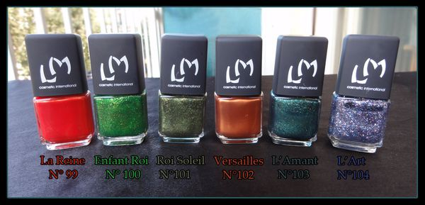 LM Cosmetic Louis XIV Collection