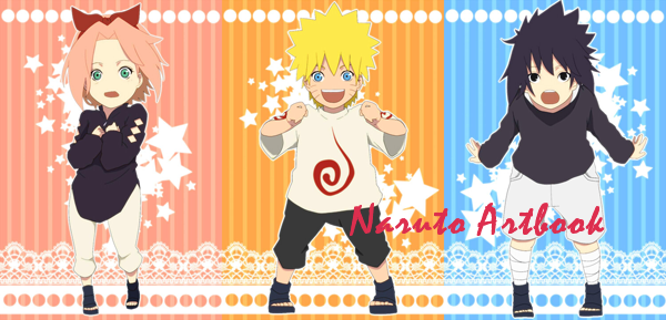 blog naruto artbook