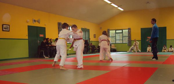interclubs Sinceny 04042010