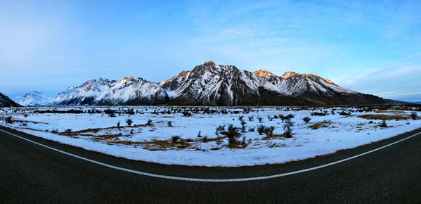 Pano Mt Cook 01
