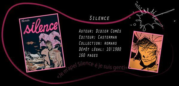 entete silence