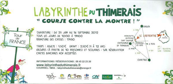 labyrinthe 2012 2