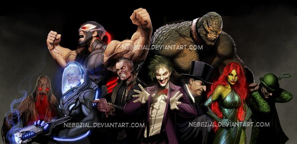 evil league of evilous doom and badness by nebezial-d59gss