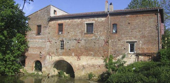 Moulin à eau Quint Cayras