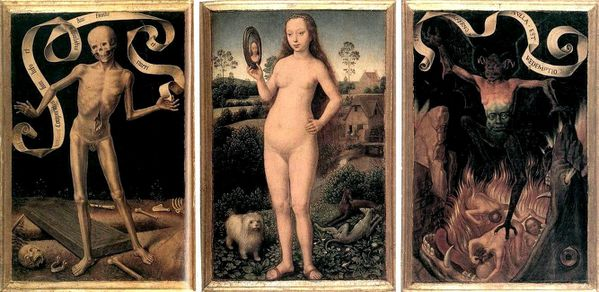 Memling Vanity and Salvation