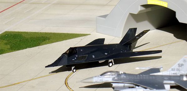 Lockheed F-117 Nighthawk c