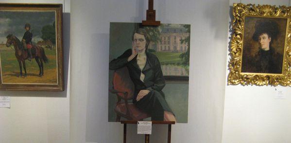 Musée-Portraits peints 29 mars 2013 triptique