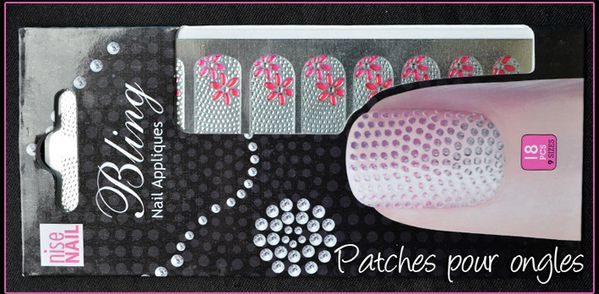 Patches ongles