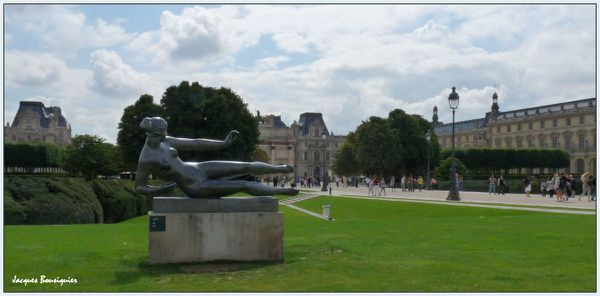Maillol Air Jardins Carroussel Paris 2