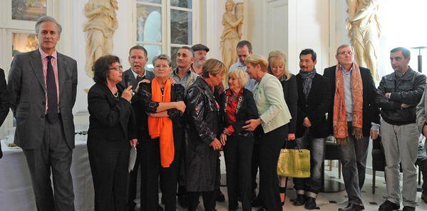 9e rencontre d'Artistes Draveil oct 2012--