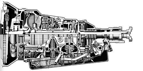 Opel Kapitan Hydra-Matic